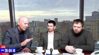 В эфире: Валерий Калалб и Дмитрий Коляденко