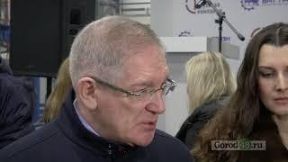 В Грязях запустили обновленные участки вагоноремонтного предприятия