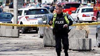 Водитель, сбивавший пешеходов, задержан