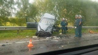 Двое человек погибли в страшном ДТП в Богородском районе Нижегородской области
