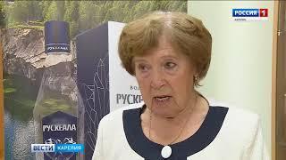 """Создатель """"Карельского бальзама"""" получила медаль за вклад в пищепром России"""