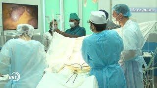 Иностранные хирурги проводят операции в Дагестане