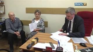 Депутат Курганской областной думы Сергей Муратов провел очередной прием граждан