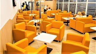 В сургутском аэропорту открыли зал повышенной комфортности