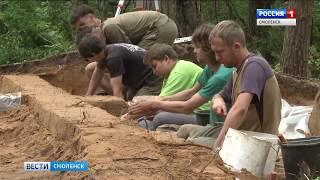 Под Смоленском обнаружено древнее святилище