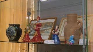 В пензенском музее представили знаменитую на всю страну языковскую глиняную игрушку