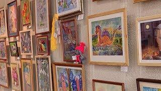 Выставка «Город мастеров» открывается сегодня в Краснодаре