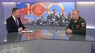 Интервью с Николаем Глининым