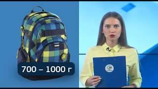 Специалисты Роспотребнадзора рассказали как правильно выбрать школьный рюкзак