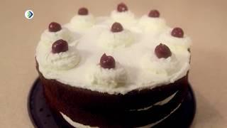 """Рецепт торта """"Черный лес"""". Студия 11. 15.05.18"""