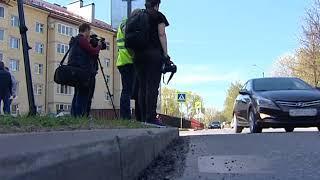 В Ярославле началась повторная проверка дорог, отремонтированных в прошлом году