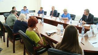 В Волгограде состоялся «Диалог с прокурором» на тему защиты детей