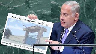 """Израиль нашел в Тегеране """"ядерный склад"""""""