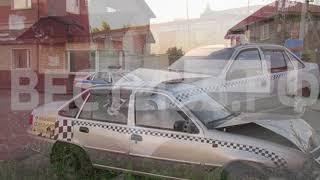 Уволенный таксист угнал служебный автомобиль