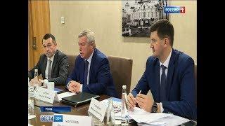 Ростовскую область представляют американским инвесторам в ТПП России