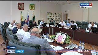 Доходная часть бюджета Пензы увеличена на 70 млн. рублей