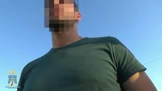 Нарушитель пытался наехать на сотрудников ГИБДД в Будённовском районе