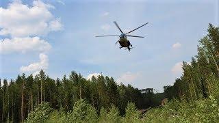 На страже югорских лесов: авиалесохрана Югры празднует юбилей