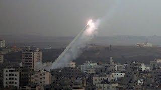 НОВОСТИ от ANNA NEWS на 10-00 12 ноября 2018 года || 10 ракет выпущены из сектора Газа