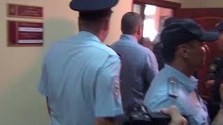 В Оренбурге начался суд по определению меры пресечения Евгению Арапову