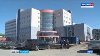 Строительство перинатального центра в Петрозаводске заверешено