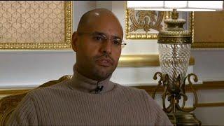 """Сын Каддафи: """"У меня есть улики против Саркози"""""""