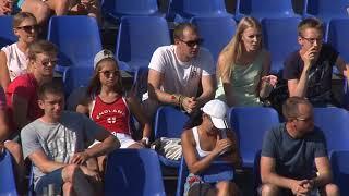 В Саратове прошли первые матчи по пляжному футболу