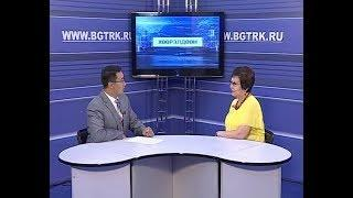 Вести Интервью (на бурятском языке). Валентина Патаева. Эфир 20.06.2018