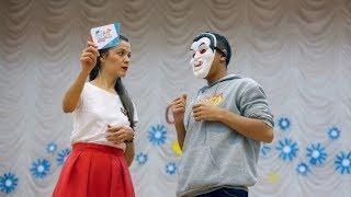 Поиграем?  Молодёжь Ханты-Мансийска приглашают на пантомимические игры