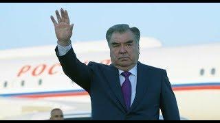 Рахмон вылетел в Санкт-Петербург/Новости Таджикистана(06.12.2018)