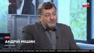 Мишин: последние действия Порошенко напоминают политический шаманизм 09.09.18