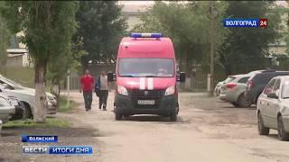 3 человека погибли при взрыве на барже в Волжском
