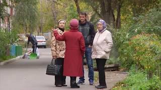 В пятиэтажке по улице Учебной в Омске прорвало трубу отопления