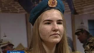В свою годовщину ДОСААФ подготовил для молодежи максимум военно-патриотических мероприятий