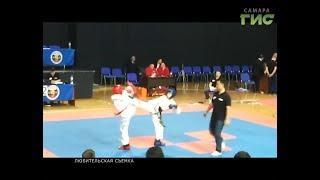 Бронзовый удар. Самарские спортсмены заняли 3 место на чемпионате России по тхэквондо