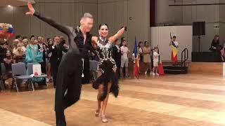 Танцевальная пара из Хабаровска в составе сборной России победила на турнире в Германии