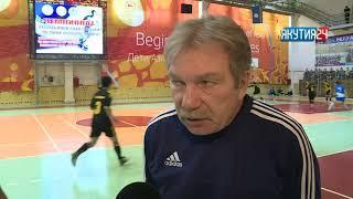 6 мини-футбольных команд, которые примут участие в 7-х спортивных играх народов Якутии