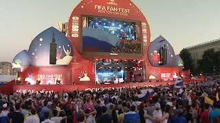 """Матч """"Саудовская Аравия - Уругвай"""" посетят более 20 тысяч иностранных болельщиков"""