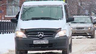 Пробки и аварии, или Как Краснодар справляется с последствиями снегопада