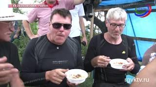 Ежегодный кулинарный фестиваль прошел в Казбековском районе Дагестана
