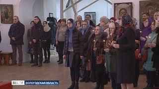 В Воскресенском соборе прошла панихида по погибшим в кемеровском торговом центре