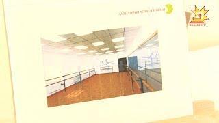 Открытие Детской академии искусств запланировано на День города Чебоксары.