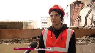 Мансардный этаж дома по улице Вавилова отстроят заново