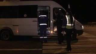 В Волгограде автоинспекторы проверили пассажироперевозчиков