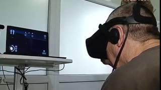 Самарские медики представили уникальный аппарат для реабилитации людей после инсульта