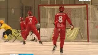 Хоккейный «Енисей» начинает домашнюю серию в чемпионате России
