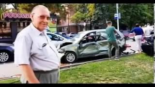 Авария на Дзержинского. Ставрополь