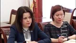 Владимир Волков встретился с новым управляющим Мордовским отделением ПАО «Сбербанк»