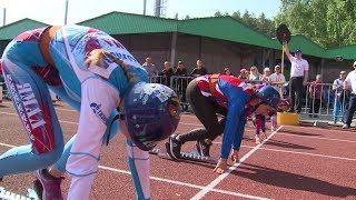 В Уфу съехались лучшие спортсмены-спасатели со всей России