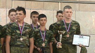 В пензенском лагере «Гвардеец» наградили лучших спортсменов
